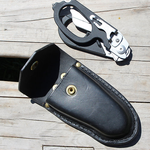 Black pouch for leatherman raptor