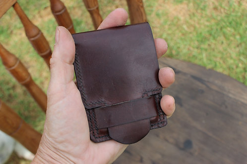 Mini Mal - Kangaroo leather wallet