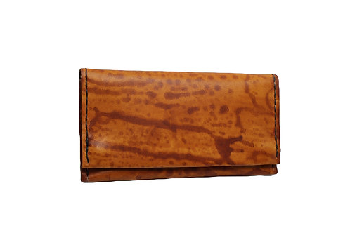 Woodstain Roo smokers wallet