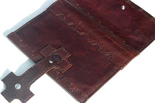 Maddog leather journal