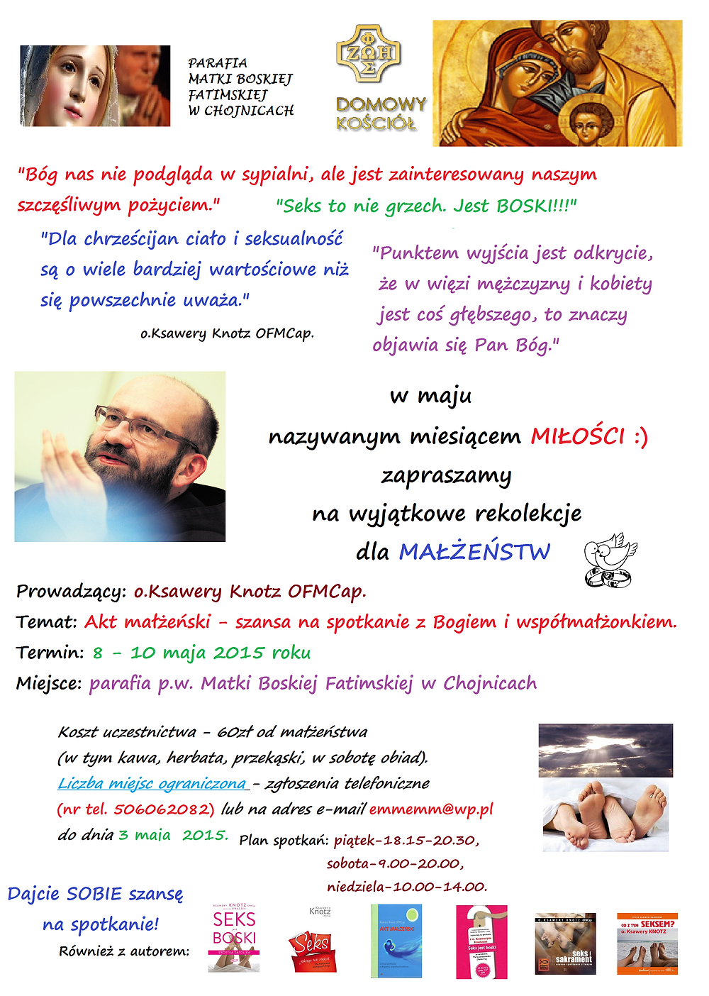 Akt ma--e-ski - rekolekcje z o.Knotzem PLAKAT.png