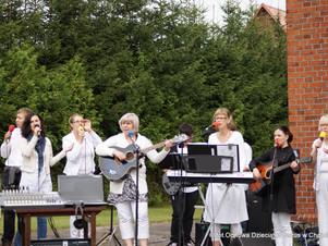 Zapraszamy na wspólne wielkie uwielbienie w Bytowie-Mądrzechowo 21.06.2015 godz. 16.00
