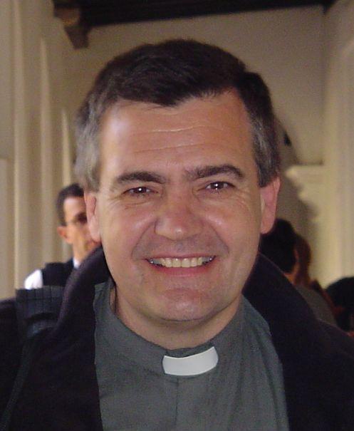 ks. Santiago Martin