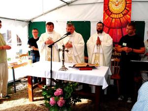 Rekolekcje diecezjalne Odnowy w Duchu św. w Białej k. Tucholi