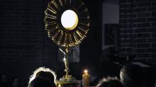Adoracja nocna w 1-szy piątek miesiąca w Nowej Cerkwi tylko do godz. 24.00!