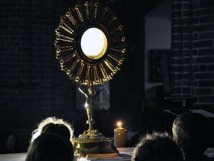 Wieczór Chwały! piątek 2.10.2015 Nowa Cerkiew o północy
