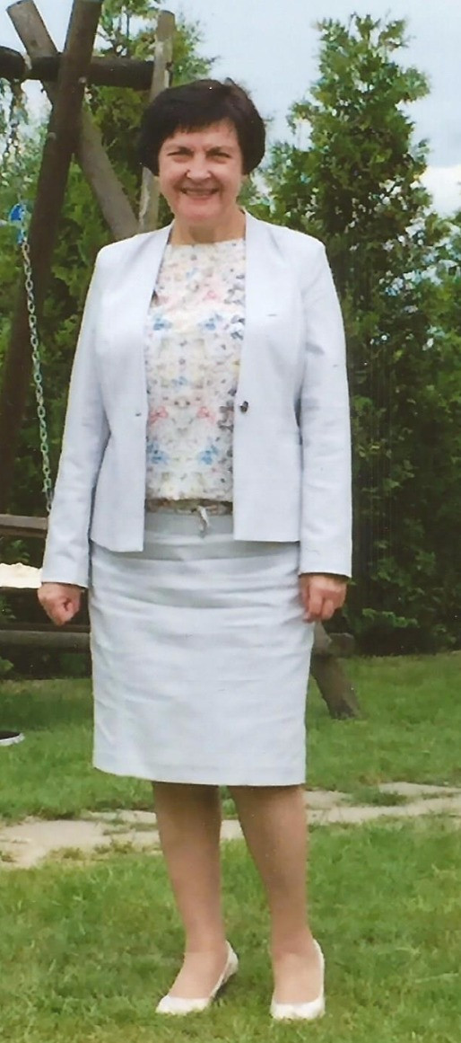 Barbara Chmielewska-lider od 2011-2017