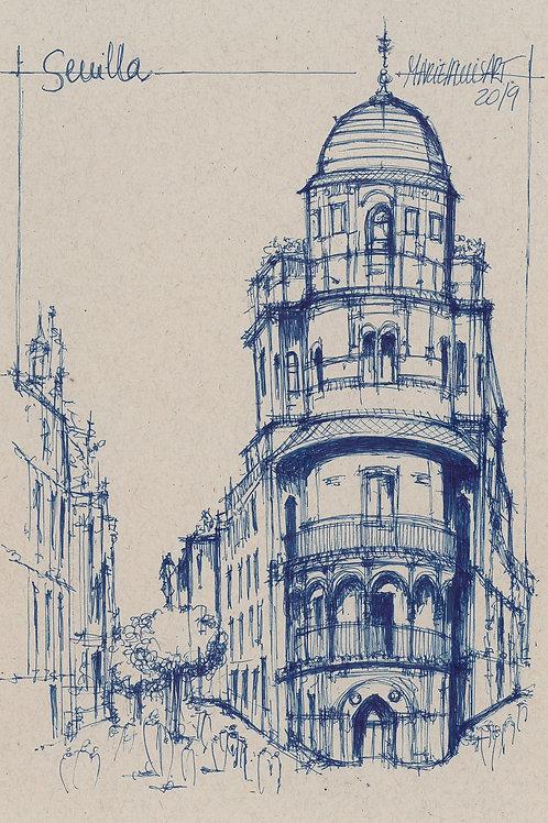 Sevilla azul