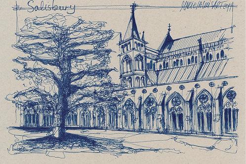 Salisbury azul