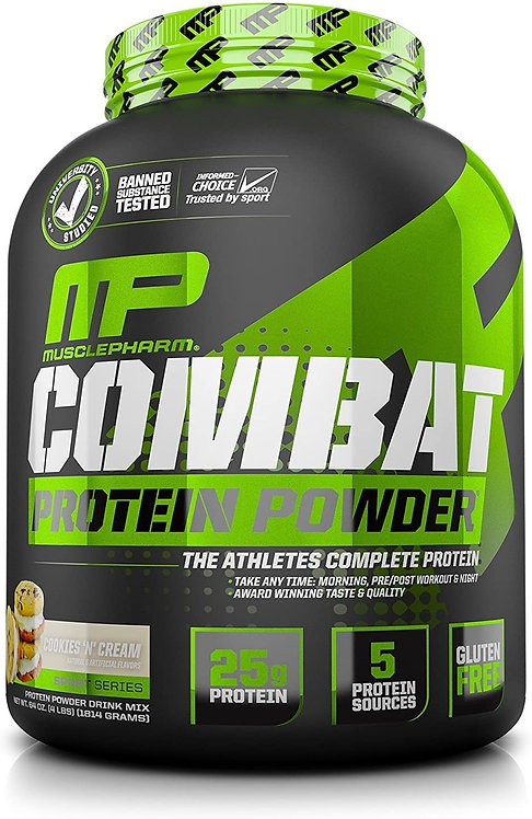 MusclePharm Cookie 'N' Cream Whey protein