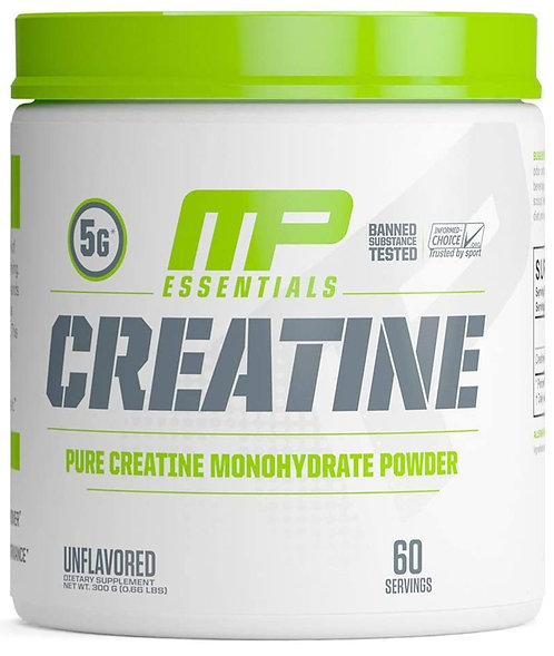 MusclePharm Essentials Micronized Creatine