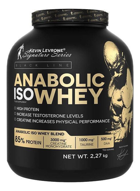 KEVIN ANABOLIC PRO BLEND Coffee Frappe Whey Protein