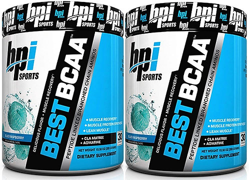 BPI Sports BCAA Blue Raspberry