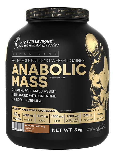 Anabolic Mass Gainer - Coffee Frappe