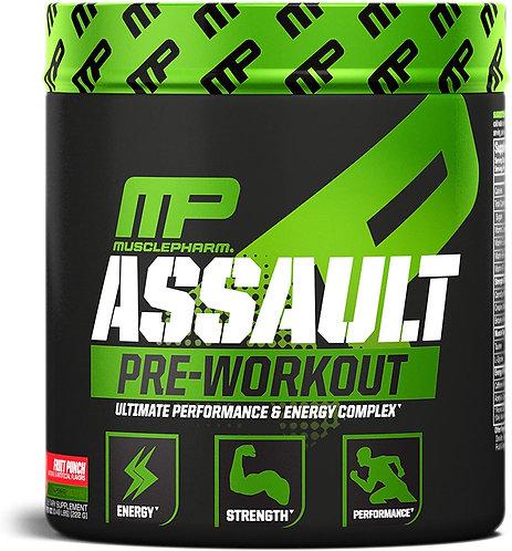 MusclePharm Assault Pre-workout (Fruit Punch)