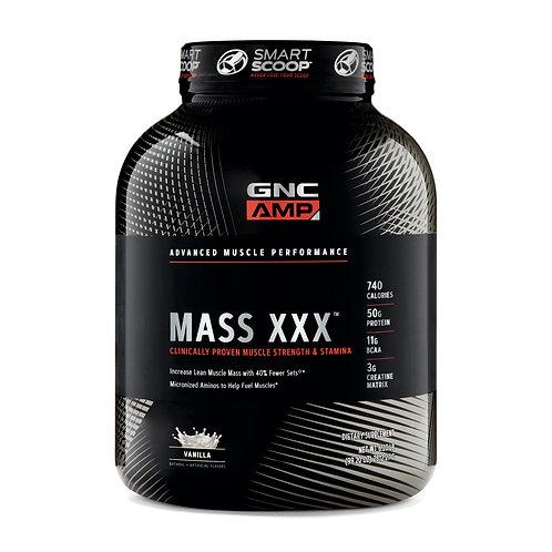 GNC AMP Mass XXX - Vanilla Flavor