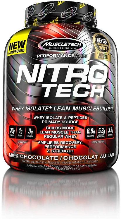 MuscleTech Milk Chocolate Whey protein