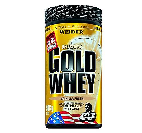 Weider Gold Whey Protein Vanilla