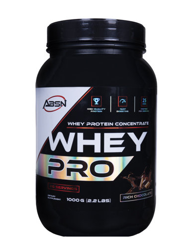 ABSN Whey protein concentrate (Rich Chocolate)