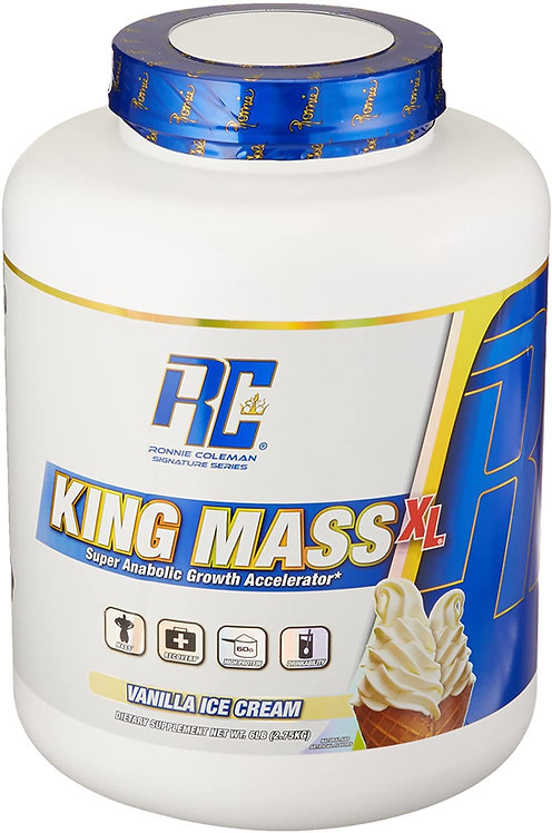 Ronnie Coleman King mass XL - Vanilla Ice Cream