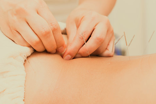 60 Minute Combo Treatment Package