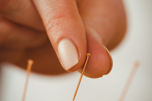 Acupuncture Treatment Package