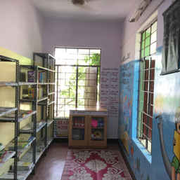 Reading Space in Puthupet, Chennai