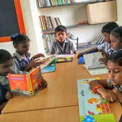 Reading Space in Thondiarpet, Chennai
