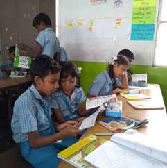 Reading Space in Chennai
