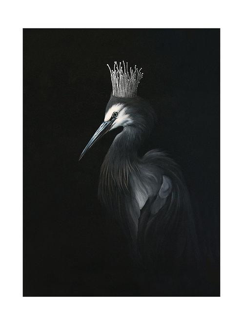 The Heron Princess