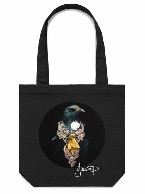 She Of The Kowhai Tree Tote Bag