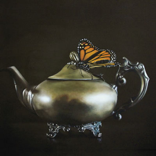 Teapot and Monarch