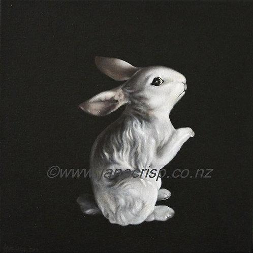 Vintage Bunny Figurine  SOLD