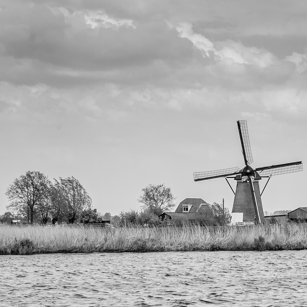 Dutch Windmill #3