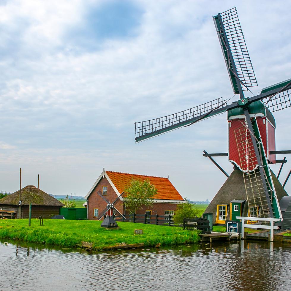 Dutch Windmill #2