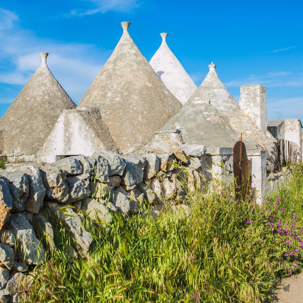 Puglia Rooftops #1