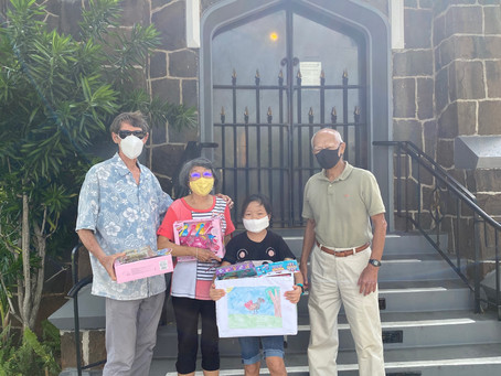 Epiphany Outreach Ministry Accepts Donations for the Children of Palolo Homes.