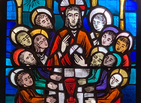 Highlight:  The Stained Glass of Epiphany