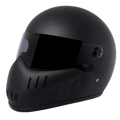Casque XR Racing dull black