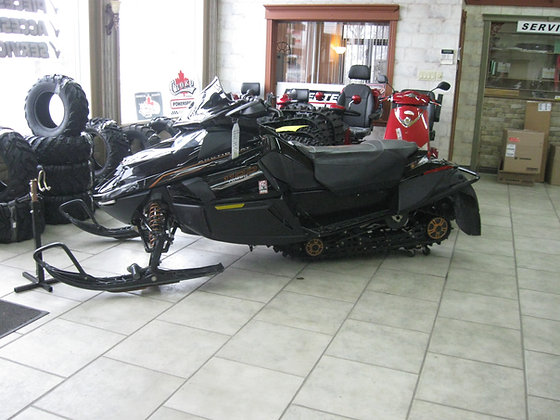 Arctic cat  Z1 LXR 1100 2009 Turbo