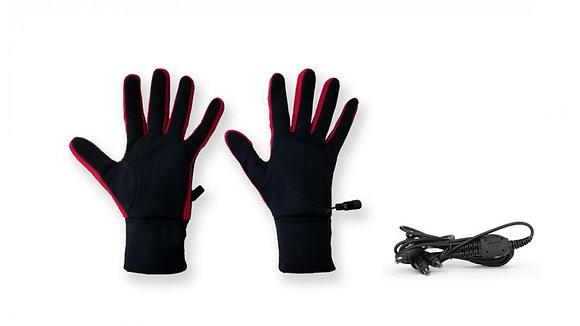 Doublures chauffantes Conforteck au carbone - bande rouge 01-ELC237