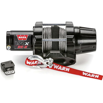 WARN VRX 2500 SYNTHETIC ROPE