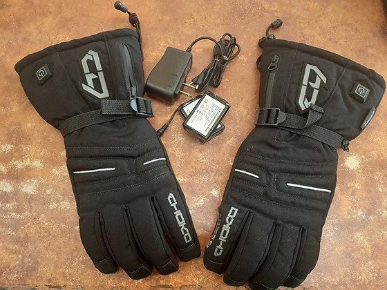 Gants d'hiver chauffants Choko Design en cordura batterie lithium