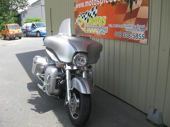 Harley-Davidson 2007 FLHX Street Glide  Silver mat $55/sem