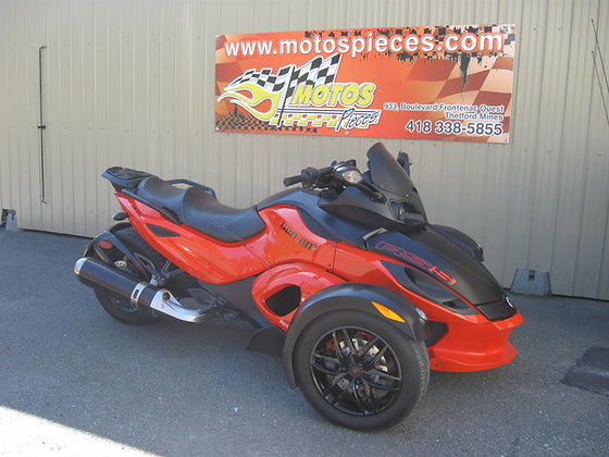 Can-Am Spyder RSS SM5