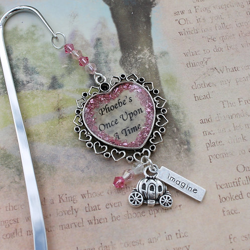 Once Upon a Time Princess Bookmark