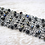 Thumbnail: Handknitted Pearl And Crystal Choker Necklace