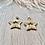 Thumbnail: Beaded Star Stud Earrings