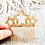 Thumbnail: Handbeaded Star Haircomb