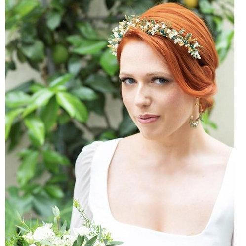 Botanical Alternative Bridal Crown